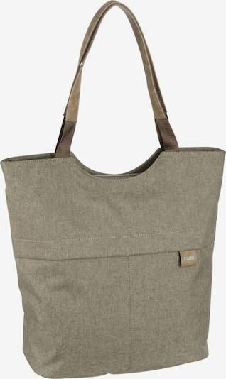 ZWEI Shopper ' Olli ' in taupe, Produktansicht