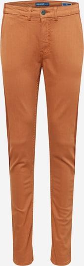 Pantaloni eleganți 'Multiflex' BLEND pe portocaliu închis, Vizualizare produs