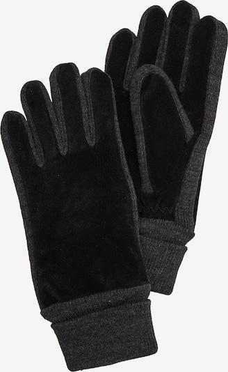 s.Oliver Fingerhandschuhe in graumeliert, Produktansicht