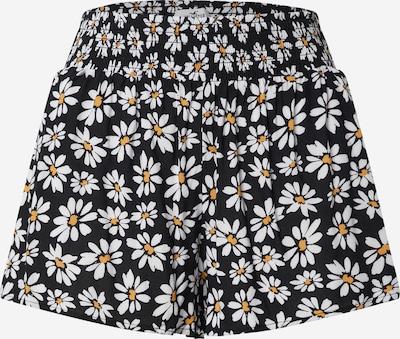 Pantaloni 'MAY' HOLLISTER di colore giallo / nero / bianco, Visualizzazione prodotti