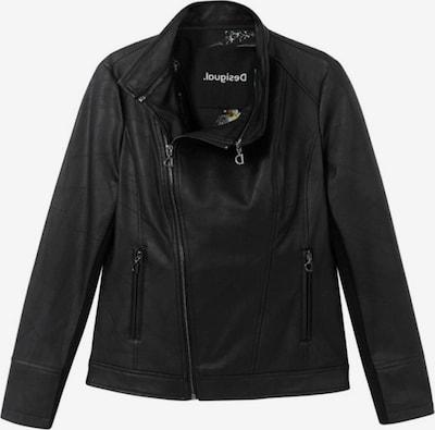 Desigual Tussenjas in de kleur Zwart, Productweergave