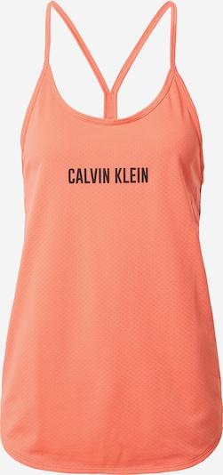 Calvin Klein Performance Haut de sport en rose / noir, Vue avec produit