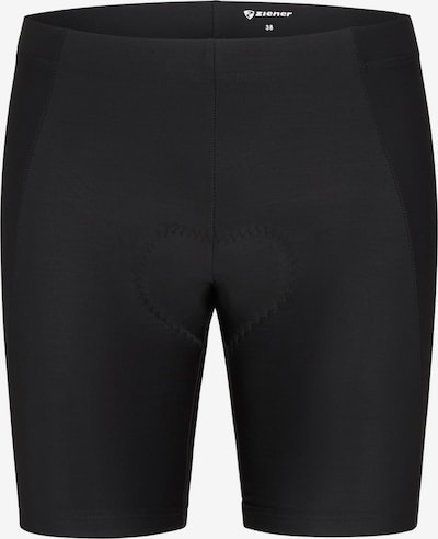 ZIENER Sports trousers 'NAIRA X-FUNCTION' in Black, Item view