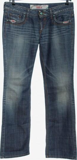 Take Two Straight-Leg Jeans in 30-31/32 in blau, Produktansicht