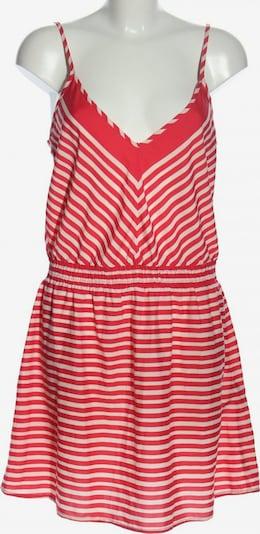 Springfield Minikleid in XXL in rot / wollweiß, Produktansicht