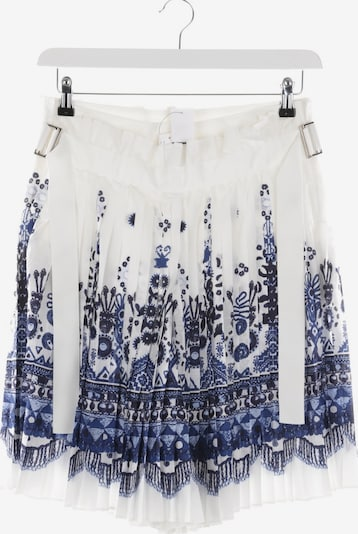 Sacai Skirt in S in Blue / White, Item view