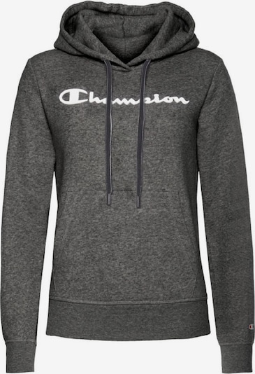 Champion Authentic Athletic Apparel Hoodie ' Hooded Sweatshirt ' in grau, Produktansicht