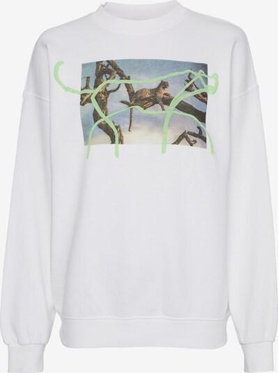 ZOE KARSSEN Sweatshirt in weiß, Produktansicht