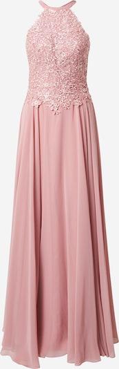 Rochie de seară LUXUAR pe roz, Vizualizare produs