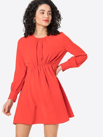 FRENCH CONNECTION Jurk 'EMMY' in Rood