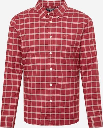 Dockers Hemd in rot / weiß, Produktansicht