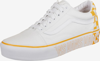 VANS Schuhe 'Old Skool ' in gelb / weiß, Produktansicht