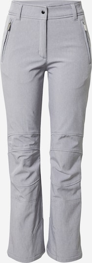 ICEPEAK Outdoor trousers 'EUFAULA' in Grey mottled, Item view