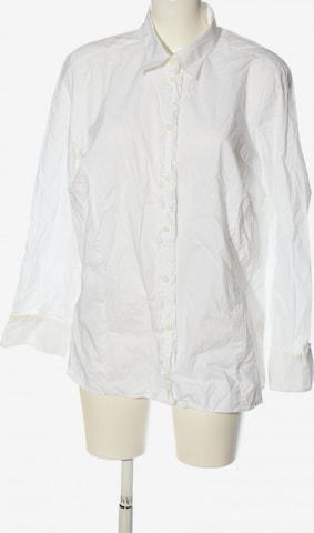 Walbusch Langarmhemd in XXXL in Weiß