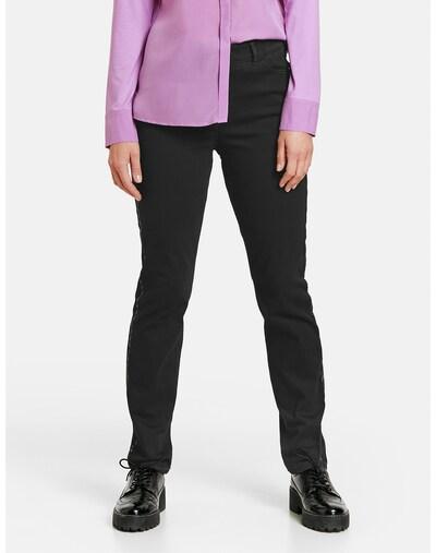 GERRY WEBER Jeans in schwarz, Modelansicht