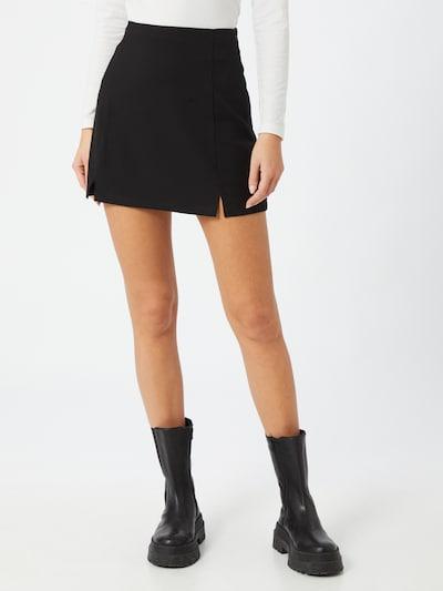 Sijonas 'Kimy' iš Pimkie , spalva - juoda, Modelio vaizdas