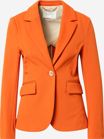 Rich & Royal Blazer en orange, Vue avec produit