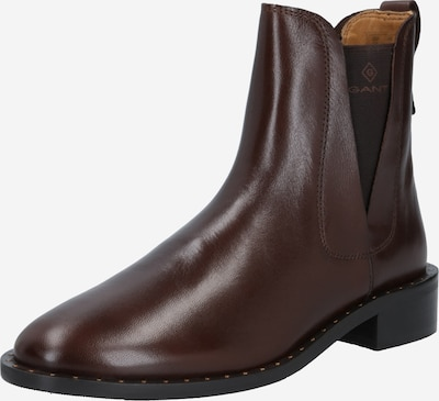 GANT Chelsea Boots 'Hampton' en marron, Vue avec produit
