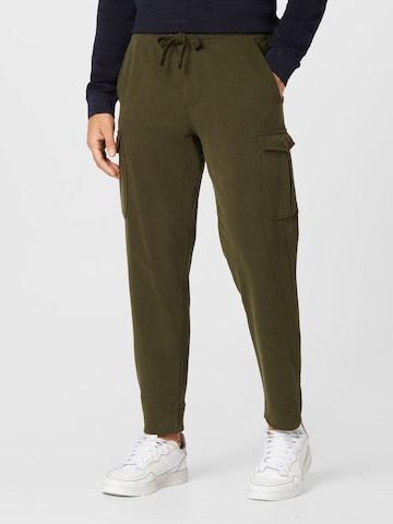 Marc O'Polo Cargo Pants in Green