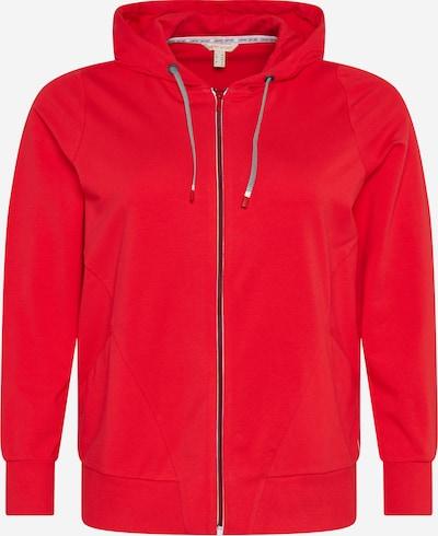 Esprit Curves Mikina s kapucí - červená, Produkt