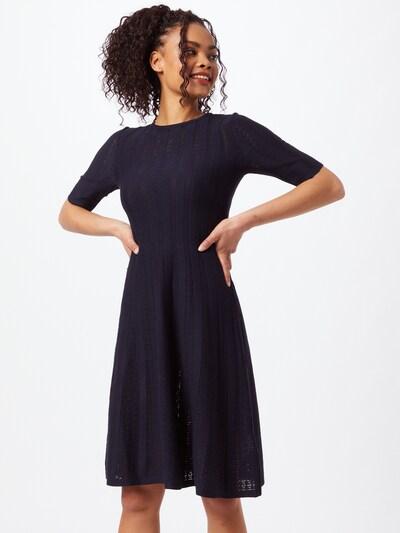 BOSS Casual Kleid 'Feli' in navy, Modelansicht