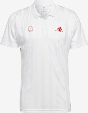 ADIDAS PERFORMANCE Funktionsshirt in Weiß