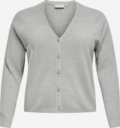 ONLY Carmakoma Knit cardigan 'AMALIA' in Light grey, Item view