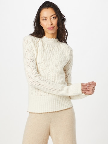 Twinset Sweater in White