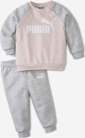 PUMA Tracksuit in Pink