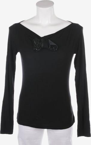 Blumarine Top & Shirt in L in Black