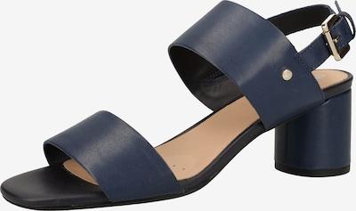 GEOX Sandalen met riem in de kleur Blauw, Productweergave