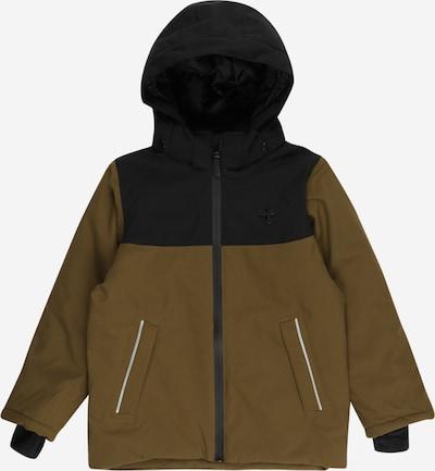 Hummel Between-Season Jacket 'LOGAN' in Olive / Black, Item view