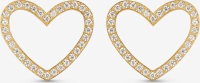 Guido Maria Kretschmer Jewellery Ohrstecker in gold, Produktansicht