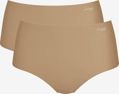 SLOGGI Panty in beige / grau, Produktansicht