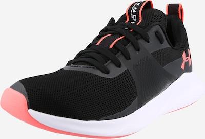 UNDER ARMOUR Chaussure de course 'Aurora' en saumon / noir / blanc, Vue avec produit