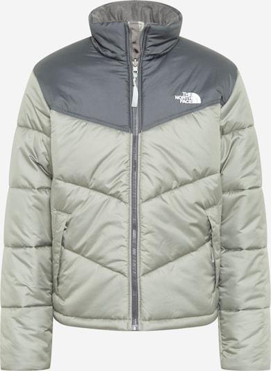 THE NORTH FACE Outdoorová bunda 'SAIKURU' - kamenná / mätová / biela, Produkt