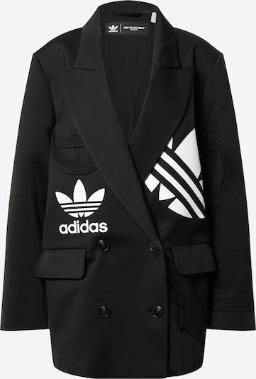 ADIDAS ORIGINALS Blazer en negro / blanco, Vista del producto