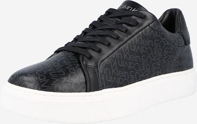 Calvin Klein Σνίκερ χαμηλό σε γκρι / μαύρο, Άποψη προϊόντος