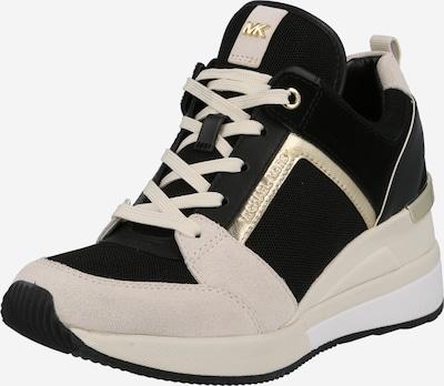 Sneaker low 'GEORGIE' MICHAEL Michael Kors pe bej / auriu / negru, Vizualizare produs