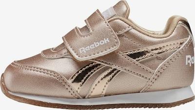 Reebok Classic Sneaker in rosegold, Produktansicht