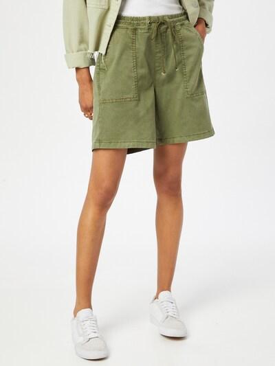 MAC Hose 'EASY' in oliv, Modelansicht