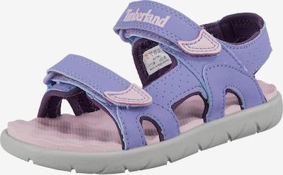 TIMBERLAND Sandalen in lila, Produktansicht
