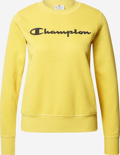 Champion Authentic Athletic Apparel Sweatshirt in de kleur Geel, Productweergave