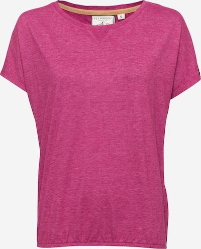 Fli Papigu Shirt 'Jacky Cola' in lilameliert, Produktansicht
