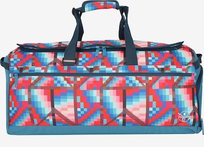 CHIEMSEE Reisetasche 'Get n Ready' in rauchblau / mischfarben, Produktansicht