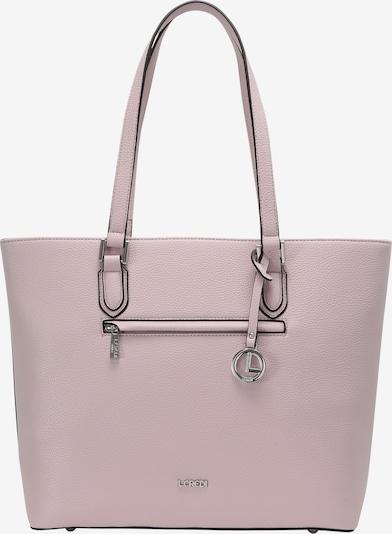 L.CREDI Shopper 'Ella' in Dusky pink, Item view