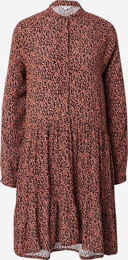 mbym Kleid 'Marra' in koralle / schwarz, Produktansicht