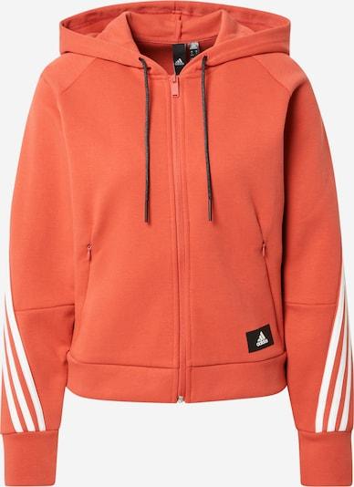 ADIDAS PERFORMANCE Bluza rozpinana sportowa w kolorze melonowy / czarny / białym, Podgląd produktu