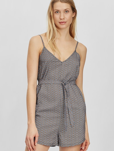 O'NEILL Jumpsuit 'Mix And Match' in Brown / Black / White, View model