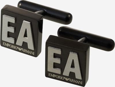 Emporio Armani Manžetové gombíky - striebornosivá, Produkt